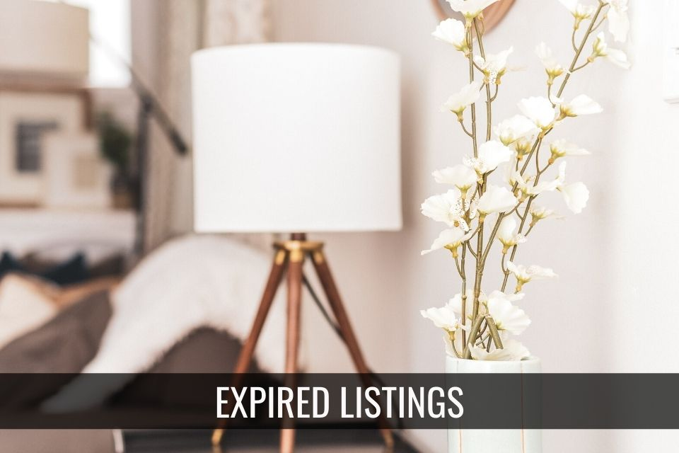 Your Listing Expired – Now What?