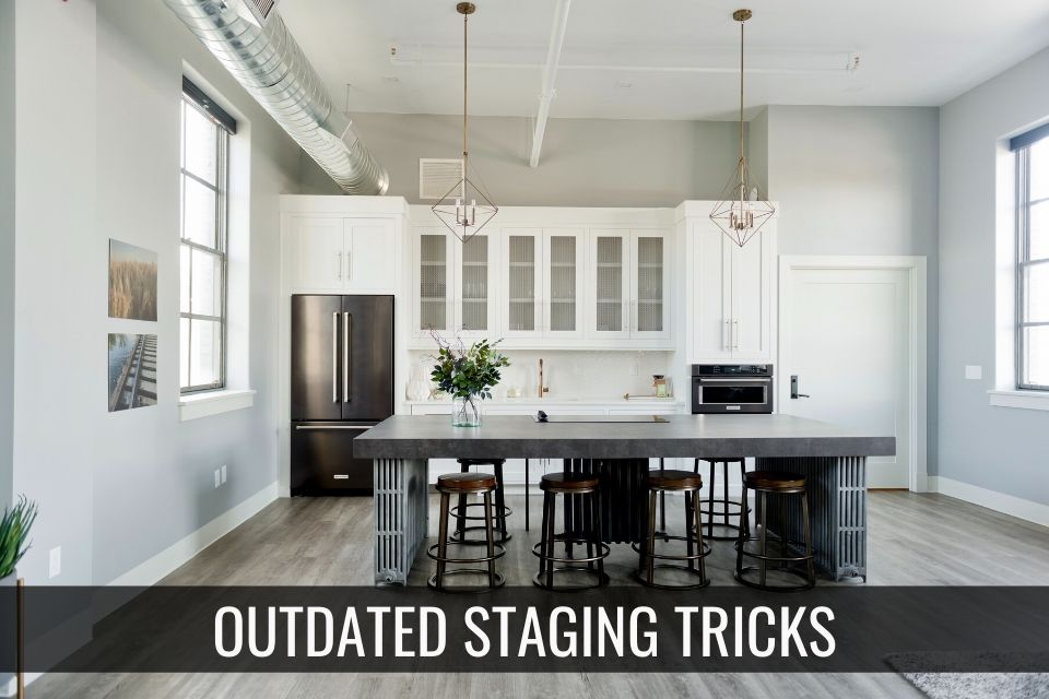 Outdated Staging Tricks
