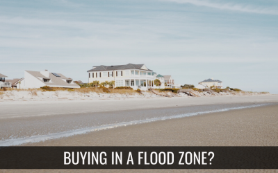 Buying in a Flood Zone